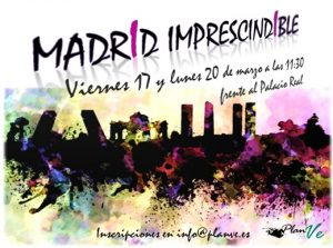 madrid imprescindible marzo 2017