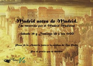 madrid medieval abril 2017